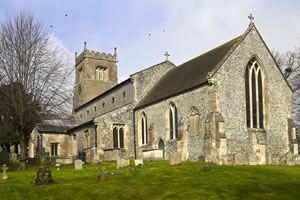 St Mary, Collingbourne Kingston