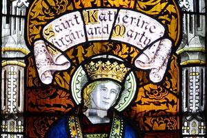 St Katharine and St Peter, Winterbourne Bassett