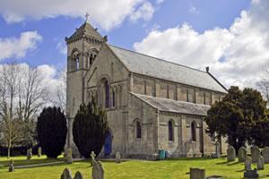 St Nicholas, East Grafton