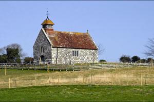 St Martin, Fifield Bavant