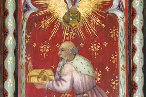 All Saints, Great Chalfield