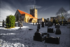 St Laurence, Downton