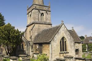 St Thomas à Becket, Box