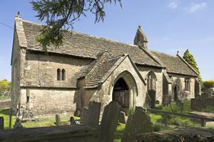 St Christopher, Ditteridge