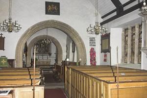 St Nicholas, Biddestone