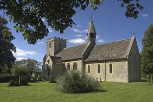 St Mary, Castle Eaton