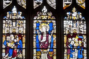 All Saints, Crudwell