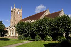 St Mary the Virgin, Marlborough