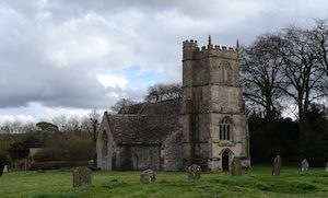 St Katharine and St Peter, Winterbourne Basset
