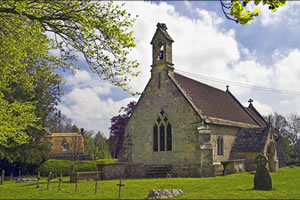 St Cosmas and St Damien, Sherrington