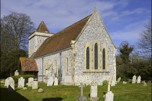 St Michael, Wilsford