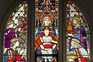 St Peter and St Paul, Heytesbury