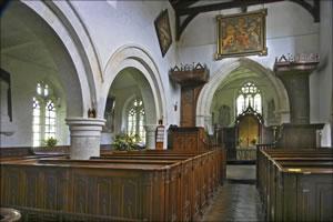 St John the Baptist, Mildenhall