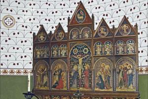 St Peter, Manningford Bruce