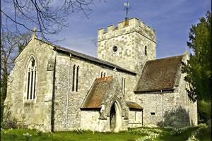 St Peter, Britford