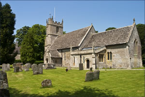 St Peter ad Vincula, Broad Hinton