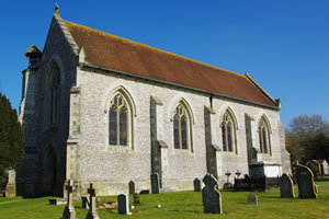 St Nicholas, Cholderton