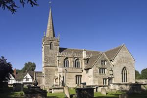 St Cyriac, Lacock