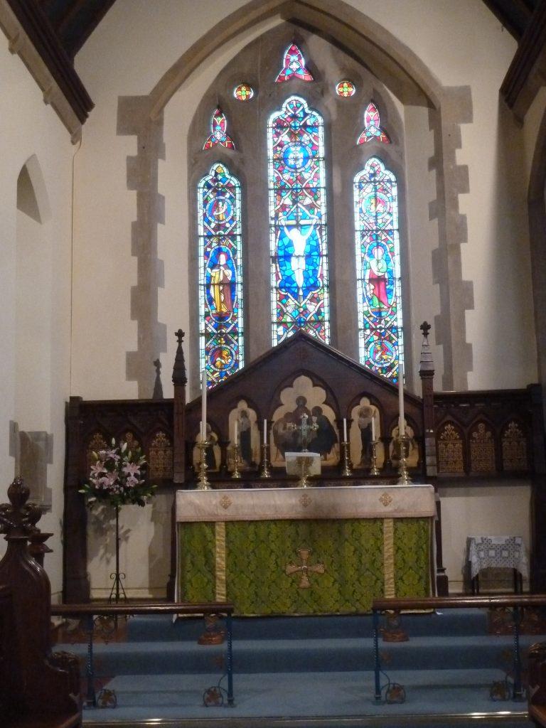 St Andrew, Laverstock