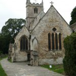 St Andrew's Church, Castle Combe – Dedication